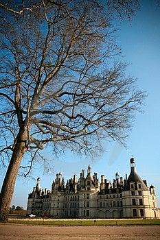 Chambord Castle Stock Photo - Image: 4427720