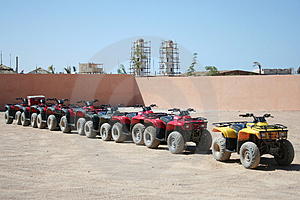 ATV Stock Images - Image: 4431474