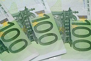 Euro 100 Images libres de droits - Image: 4431899