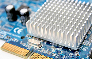 Heat Sink Stock Photo - Image: 4433530