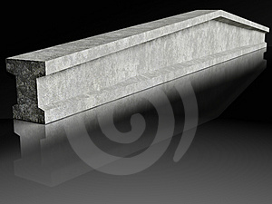 Prefabricated Construction Element Royalty Free Stock Images - Image: 4441309