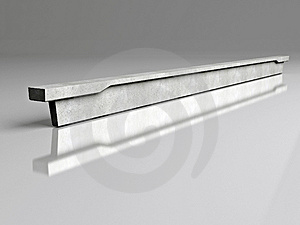 Prefabricated Construction Element Royalty Free Stock Images - Image: 4441319