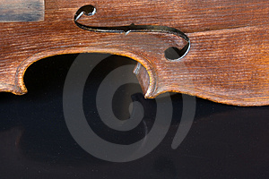 Violin Stock Images - Image: 4443184