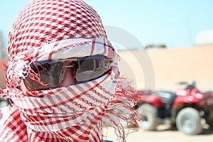 Driver Di ATV Fotografia Stock Libera da Diritti - Immagine: 4449257