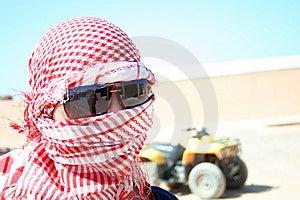 Οδηγός ATV Στοκ Φωτογραφίες - εικόνα: 4449283