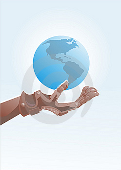Global Technologies Royalty Free Stock Image - Image: 4451836