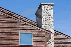 Shake Roofing Royalty Free Stock Photo - Image: 4453945