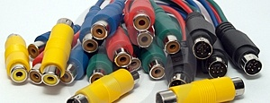 Connectors Royalty Free Stock Photography - Image: 4459247