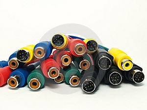 Connectors Stock Images - Image: 4459254