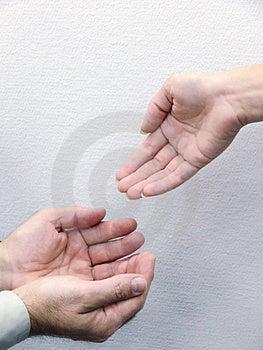 Handen Van Mensen. Beweging. Stock Afbeelding - Afbeelding: 4460661