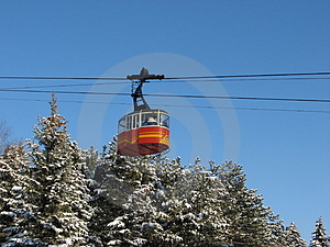 Cable Car Royalty Free Stock Photography - Image: 4465247