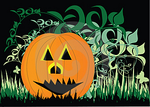 Pumpkin Royalty Free Stock Images - Image: 4467259