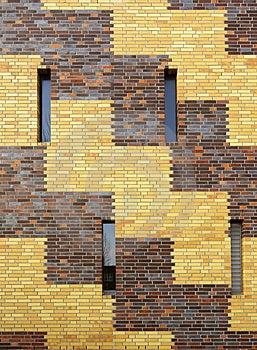Wall Of Bricks Stock Photography - Image: 4477222