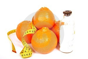 Oranges. Royalty Free Stock Images - Image: 4493739