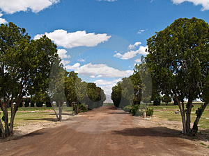 Dirt Road Stock Images - Image: 4498654