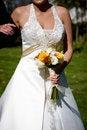 Wedding bouquet flower arrangement Stock Photos