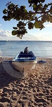 Motor Boat Royalty Free Stock Image - Image: 455096