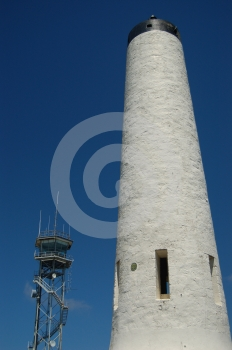 Flinders Column And Lookout Station Royalty Free Stock Photography - Image: 456377