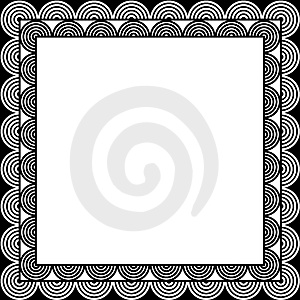 Circle Border Stock Photo - Image: 459260