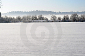 Frozen Landscape Stock Photos - Image: 4507603