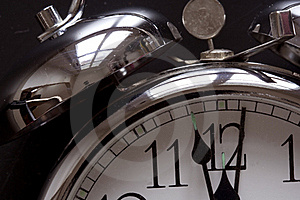 Alarm Clock Royalty Free Stock Image - Image: 4523276