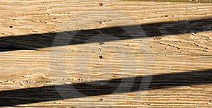 Shadows On Planks Stock Photo - Image: 4524680