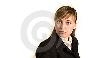 Businesswoman Stock Image - Image: 4525551