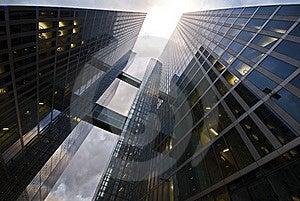 Modern Bureau Building Stock Photos - Image: 4527293