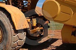 Onstruction Vehicle Royalty Free Stock Photo - Image: 4533955