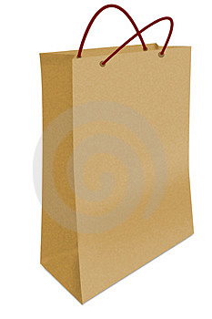 Market shopping bag Stock Photos