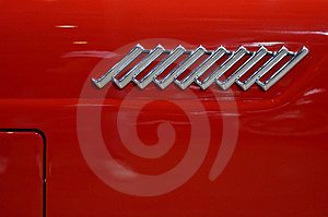 Automobile Trim Stock Images - Image: 4537384