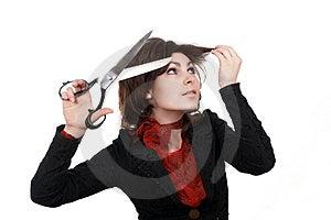 Scissors Stock Images - Image: 4548454