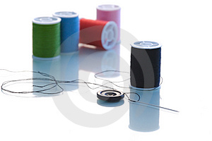 Cotton Crafts Stock Photography - Image: 4548522