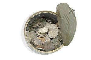 Conserve Money. Royalty Free Stock Photo - Image: 4548915