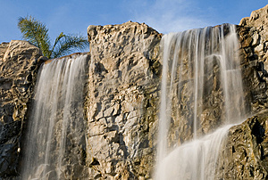 Waterfall Royalty Free Stock Photo - Image: 4575625