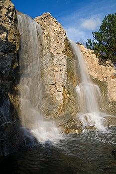 Waterfall Stock Photo - Image: 4575630
