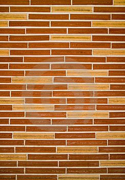 Slim Brick Wall Texture Stock Images - Image: 4576324