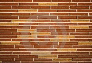 Slim Brick Wall Texture Stock Image - Image: 4576361