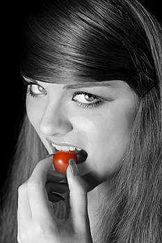 Bite Royalty Free Stock Photography - Image: 4578607