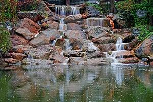 Waterfall Stock Photography - Image: 4582212