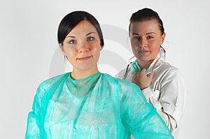 Drużyna Lekarki Fotografia Stock - Obraz: 4583642