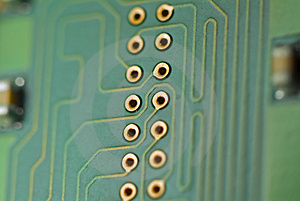 Memory Chip Royalty Free Stock Photos - Image: 4594598