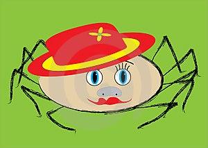 Spider Stock Photo - Image: 4599810