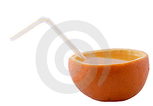 Orange Drin Royalty Free Stock Photography - Image: 4600947