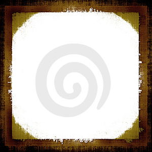 Grunge Border Frame Royalty Free Stock Photography