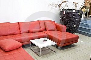 Fashionable interior Royalty Free Stock Image