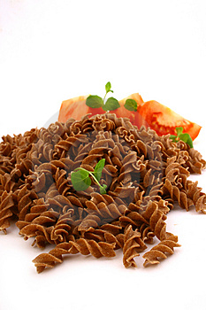 Fusilli Twirls Pasta Stock Photos - Image: 4616193
