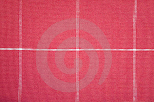Red Cotton Pattern Stock Images - Image: 4620354