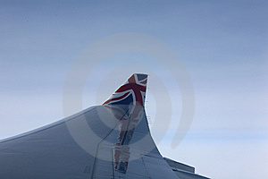 Aircraft Wing Royalty Free Stock Images - Image: 4626139