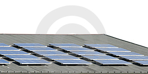 Solar Energy Free Stock Image